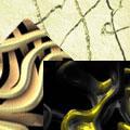 Черно-золотые туманы