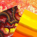 Желто-красные туманы