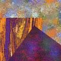 Оранжево-фиолетовые туманы