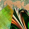 Оранжево-зеленые туманы