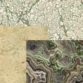 Зелено-палевые туманы
