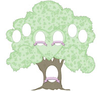 Создайте ваше родовое дерево прямо сейчас! muha123.  Картинки.