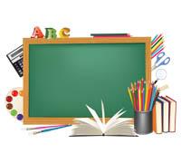 Картинка школьной доски