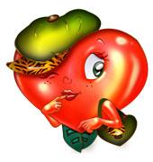 Майка Be my valentine (2)