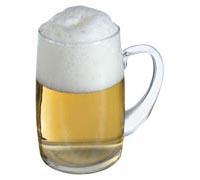 пенное пиво