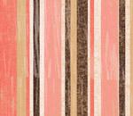 Обои - розово-коричневые полосы