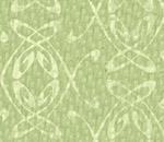 Обои - светло-зеленый узор