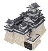 Замок белой цапли (Химэдзи) - один из древнейших сохранившихся замков Японии, и самый популярный среди туристов.