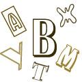 Контурные шрифты